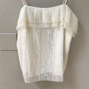 Beautiful J Crew Lace Cami